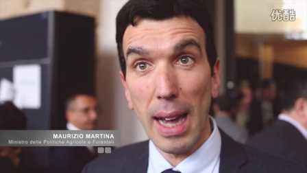 Interview with Italian Minister Martina