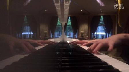 钢琴曲 《泡沫 》   邓紫_tan8.com