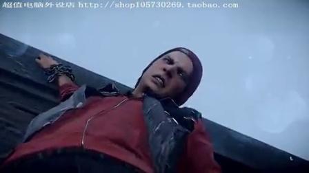 纯黑《声名狼藉:次子》恶人向视频攻略解说 第六期