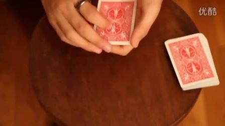 变牌魔术教学