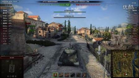 【炮神出品】久违的坦克久违的爱 111-4和62A小合集