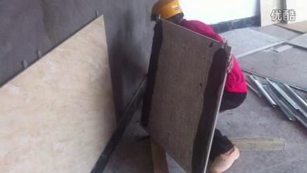 瓷砖干挂全过程1