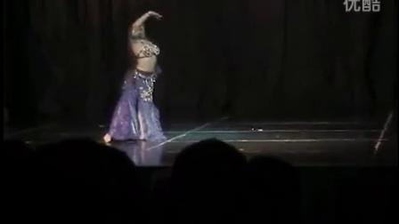 阿根廷肚皮舞公主 Laura Bellydancer 2011--8月郑州站课程推荐