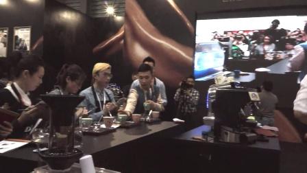 2014年WBC世界咖啡师大赛中国总决赛张寅喆