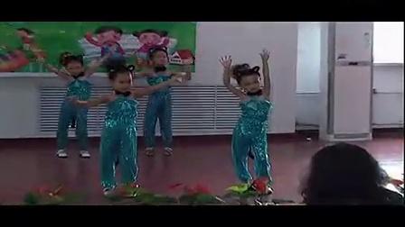 幼儿舞蹈《 快乐星猫》_高清