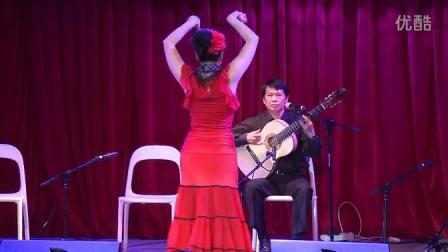 小蒋吉他 AngelaLee-今晚夜BeishanWMF2014