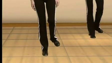 踢踏舞.基础训练.(Stepdance)-3_高清
