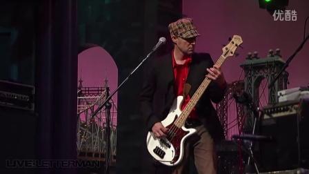 Cake - Sick Of You (Live on Letterman) 蛋糕乐队