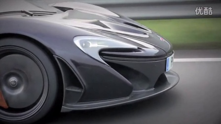 McLaren P1 Driveback - Top Gear iPad Magazine