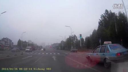 卫程之合肥 卫程V6S行车记录仪 长江西路汽车城附近