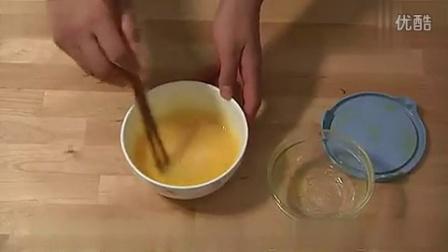 【猴子派】美食DIY -   如何做橙香鸡蛋软饼