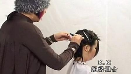 沙宣短发剪发 女士发型_短发发型图片_2014最新流行发型-