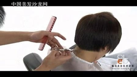 最新短发发型图片女 2014短发最新发型女士短发修剪视频