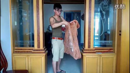 传统撒网捕鱼(圈网、旋网、手抛网)新手教学指导视频