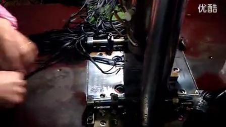 德润厂家供应耳机插头专用立式注塑机_高清