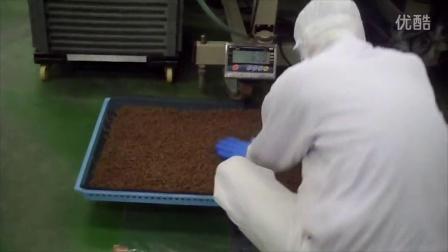 日本制纯天然谷物金枪鱼原料无添加物健康狗粮制作过程