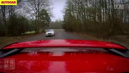 超级轿车决战 沃克斯豪尔VXR8 vs 宝马M5