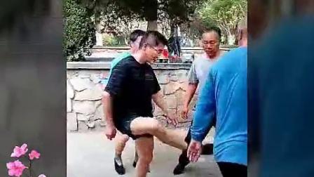 龙潭湖踢新型毽包_20140501
