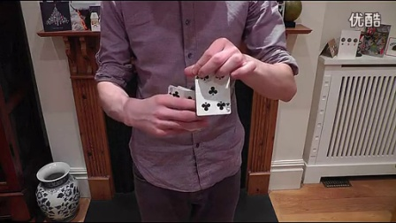 迪龙魔术2013T11投掷变牌教学Throw Change by Oliver Smith(无密码)