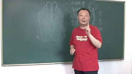 【足疗教程 足疗按摩】杨茗茗-足部保健按摩基础3-反射区的定位