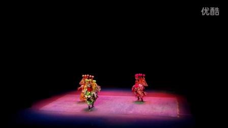 第二届海峡(福州)汉服文化节-漳州九龙堂电音三太子表演