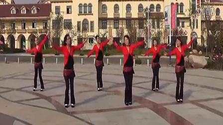 糖豆广场舞又见山里红 燕子广场舞 最新