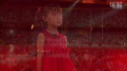林妙可-北京奥运会开幕式-歌唱祖国[HD](无台标,无字幕,无解说,现场音)-20080808_高清