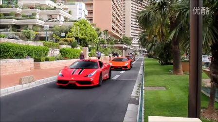 Ferrari 458 Speciale W CAPRISTO Exhaust Loud Revs and Accele