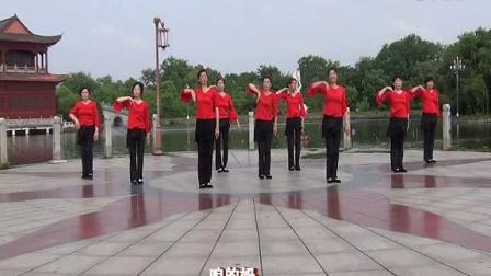 江西万年青新区广场舞《母亲》