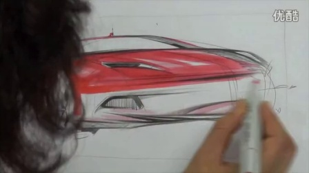 32 car sketch  car design