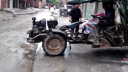 工农12K手扶拖拉机改装方向盘配件全套