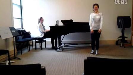 Tingting Wu's Singing Performance