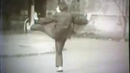 经典重現之《孙劍云》孙式太极拳演示※黑白片※ Jiayun (1913-2003)
