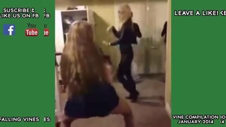 【奇趣视界】美女们的抖臀舞 性感到爆!