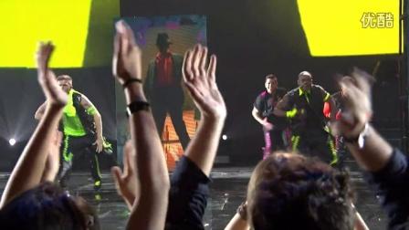 Usher - Michael Jackson Tribute (Love Never Felt So Good)