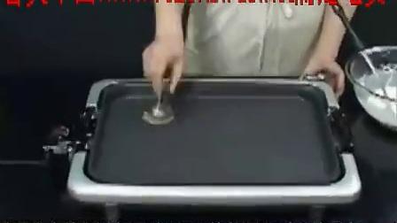 我家厨房-日本制作-美食视频之日式御好烧-烘培西点-做法_标清