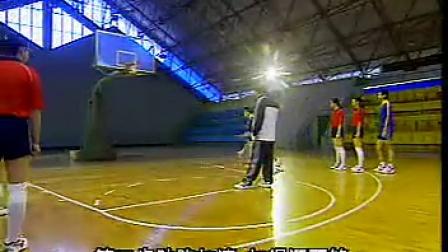 排球教学视频06 扣球基础训练、起跳