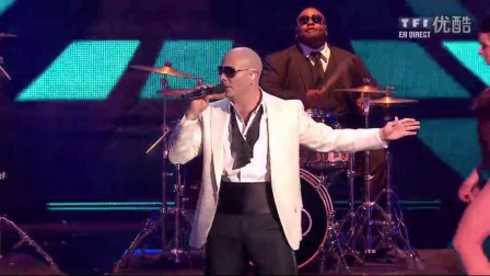 Pitbull - International Love & Give Me Everything( NRJ 2012)