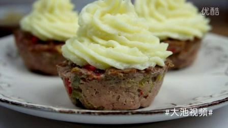 用肉做cupcake的2种方法