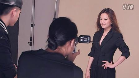 赵薇拍摄花絮