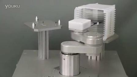REJE北京锐洁机器人-JEL3轴单臂机械手(伯努利非接触式手指)