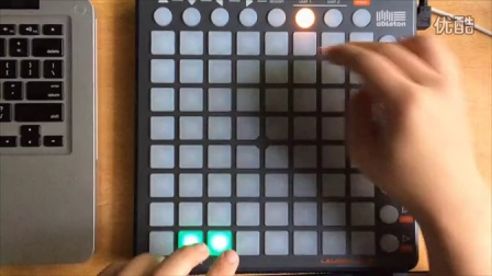 Skey - Will You Rock? (Launchpad Finger Drumming)