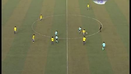 大足联赛:哈尔滨师范大学VS中国人民大学上半场(北区超级组)