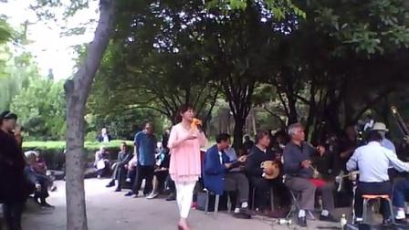 承蒙小姐恩德广.洛阳豫剧戏迷演唱