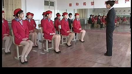 【礼仪教育】《空乘礼仪》教学视频(张巧莲老师)_标清