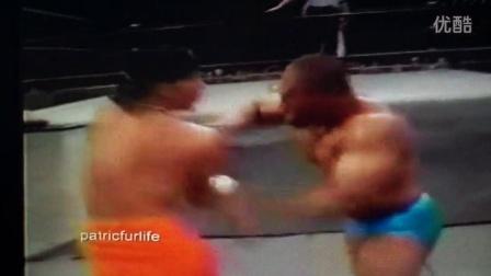 早期的摔角比赛