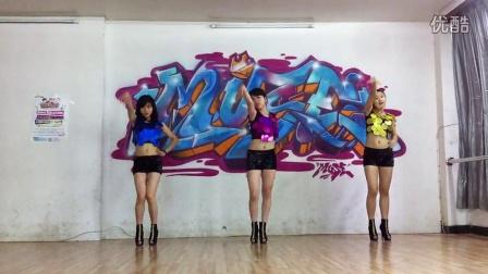 MUSE舞蹈工作室 爵士舞 今天做什么