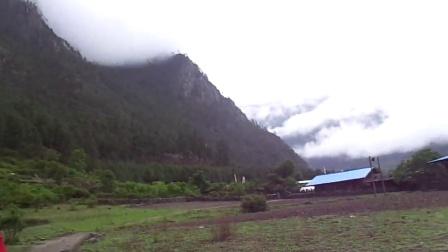 美丽的察隅县扎拉村