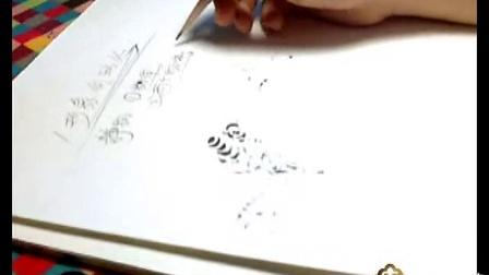"""设计素描冲刺课程:中央美院2012年高分试卷""""我心中的中国""""1"""