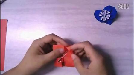 【猴子派】DIY手工折纸大全 折纸花戒指视频